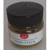 Kania - Mojo Verde Condimento Gewürzmischung getrocknet Streudose 75g hergestellt auf Teneriffa