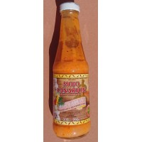 Mojo Canarion - Mojo Agridulce Mojosauce süßsauer 300ml/290g Flasche hergestellt auf Gran Canaria
