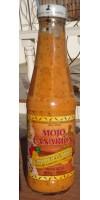 Mojo Canarion - Mojo de Zanahoria Karotten-Sauce 300ml/290g Flasche hergestellt auf Gran Canaria