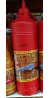 Mojo Canarion - Mojo Suave milde rote Mojosauce 1l/970g Plasteflasche hergestellt auf Gran Canaria