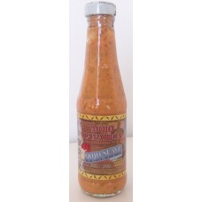 Mojo Canarion - Mojo Suave milde rote Mojosauce 300ml/290g Flasche hergestellt auf Gran Canaria - LAGERWARE - MHD: 10.06.2020