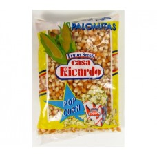 Casa Ricardo - Maiz especial para Palomitas 250g hergestellt auf Teneriffa