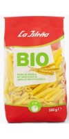 La Isleña - Pluma Rayada Ecologica Bio-Röhrchennudeln 500g hergestellt auf Gran Canaria - LAGERWARE
