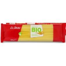 La Isleña - Spaghetti Bio Ecologico Nudeln 500g Tüte hergestellt auf Gran Canaria - LAGERWARE