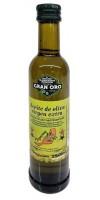 Teguerey - Aceite de Oliva Virgen Extra Olivenöl 250ml Glasflasche hergestellt auf Fuerteventura - LAGERWARE