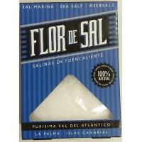 Salinas de Fuencaliente - Flor de Sal Marina kanarisches Meersalz 120g hergestellt auf La Palma
