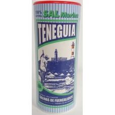 Sal Marina TENEGUIA - feines kanarisches Meersalz 500g Streudose hergestellt auf La Palma - LAGERWARE