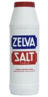 Zelva - Sal Salt Salz Flasche 750g hergestellt auf Gran Canaria - LAGERWARE