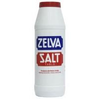 Zelva - Sal Salt Salz Flasche 750g hergestellt auf Gran Canaria