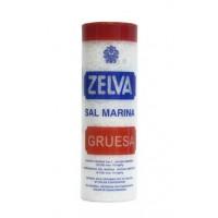 Zelva - Sal Marina Gruesa Meersalz Flasche 750g hergestellt auf Teneriffa
