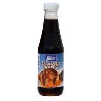 Tirma - Caramelo Liquido Karamell-Sirup 400g Glasflasche hergestellt auf Gran Canaria