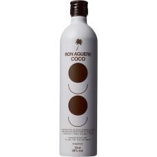 Aguere - Coco Licor de Ron Rum-Kokoslikör Aluflasche 700ml 20% Vol. hergestellt auf Teneriffa - LAGERWARE