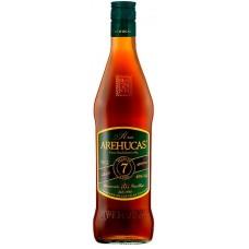 Arehucas - Ron Arehucas 7 anos siebenjähriger Rum 700ml 40% Vol. hergestellt auf Gran Canaria - LAGERWARE