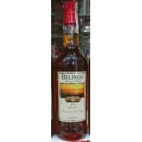 Ron Belingo - Ron Miel Ronmiel Honigrum 1l Glasflasche hergestellt auf Gran Canaria