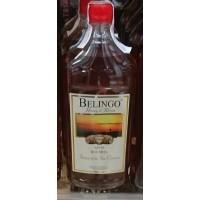 Ron Belingo - Ron Miel Honigrum 1l PET-Flasche hergestellt auf Gran Canaria