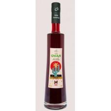 Bernardo´s - Licor de Cactus canario Tuno Indio Kaktuslikör 500ml 18% Vol. hergestellt auf Lanzarote - LAGERWARE