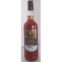 Cayest - Ron Miel de Canarias Ronmiel Honigrum Honig-Rum 20% Vol. 1l hergestellt auf Teneriffa