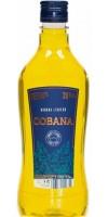 Cobana - Liqueur Banana Licor de Platano Banananlikör 30% 500ml PET-Flasche hergestellt auf Teneriffa - LAGERWARE