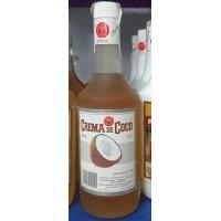 Cocal - Crema de Coco Kokoslikör 24% Vol. 700ml hergestellt auf Teneriffa