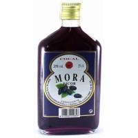 Cocal - Licor Mora - Brombeerlikör 20% 700ml hergestellt auf Teneriffa