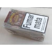 Barlovento - Puros Brevas Especiales 25 kanarische Zigarren einzelverpackt Kunststoffbox hergestellt auf Gran Canaria
