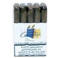 Canaritos - Brevas Puros 10 Stück Zigarren hergestellt auf Teneriffa
