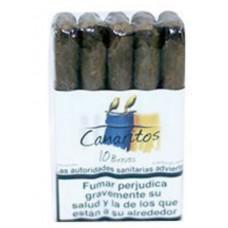 Canaritos - Brevas Puros 10 Stück Zigarren hergestellt auf Teneriffa - LAGERWARE