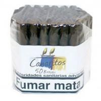Canaritos - Brevas Puros 50 Stück Zigarren hergestellt auf Teneriffa