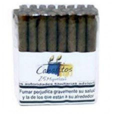 Canaritos - Miguelitos Puros 25 Stück Zigarren hergestellt auf Teneriffa - LAGERWARE