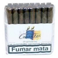 Canaritos - Senoritas Puros 25 Stück Zigarren hergestellt auf Teneriffa