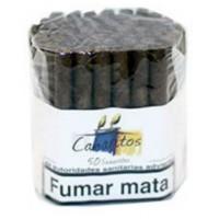 Canaritos - Senoritas Puros 50 Stück Zigarren hergestellt auf Teneriffa