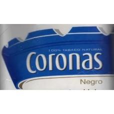 Coronas Negro Blando 200 kanarische Zigaretten - Stange hergestellt auf Teneriffa