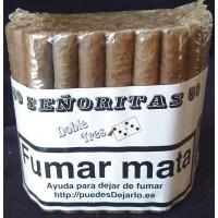 Doble Tres Senoritas 50 Puros Zigarren 50 Stück hergestellt auf Gran Canaria