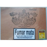 La Regenta Puros Num. 3 25 kanarische Zigarren in Holzschatulle von Gran Canaria