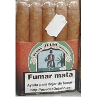 Puros Artesanos Julio - Puros Coronas Tableta 10 Zigarren hergestellt auf La Palma