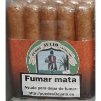 Puros Artesanos Julio - Puros Robustos Tableta 10 Zigarren hergestellt auf La Palma