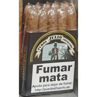 Puros Artesanos Julio - Puros Senoritas Tableta 10 Zigarren hergestellt auf La Palma