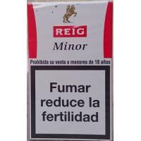 REIG - Minor 10 Cigarritos Zigaretten Schachtel von Gran Canaria