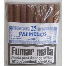 Palmeros Minitos Mazox 25 Puritos Zigarillos von Teneriffa - LAGERWARE