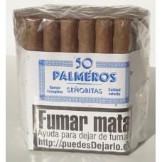 Vega Palmera - Palmeros 50 Senoritas 50 Zigarren hergestellt auf Gran Canaria