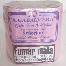 Vega Palmera - 50 Senoritas Puros Rosada Zigarren hergestellt auf Teneriffa