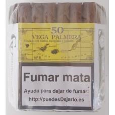 Vega Palmera - No. 8 Amarillo 50 Puros Zigarillos von Teneriffa