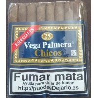 Vega Palmera - 25 Chicos Puros Palmeros 25 Zigarren hergestellt auf Teneriffa