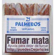 Vega Palmera - Palmeros 25 Senoritas 25 Zigarren hergestellt auf Teneriffa