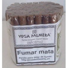 Vega Palmera - 50 Senoritas Puros Zigarren hergestellt auf Teneriffa