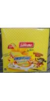 Bandama - Ambrosias Snacks Sabor Limon Waffeln mit Zitronencreme 24x 28g 672g hergestellt auf Gran Canaria