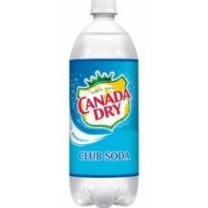 Canada Dry - Club Soda 1,5l PET-Flasche hergestellt auf Gran Canaria
