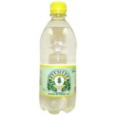 Fuenteror - Agua con gas Mineralwasser mit Kohlensäure 500ml PET-Flasche hergestellt auf Gran Canaria