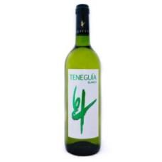 Teneguia - Vino Blanco Seco Tradicional Weißwein tocken 12,5-13% Vol. 750ml hergestellt auf La Palma - LAGERWARE