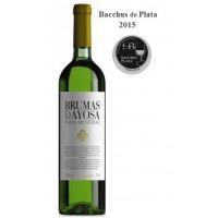 Brumas de Ayosa - Vino Blanco Seco Weißwein trocken 12,5% Vol. 750ml hergestellt auf Teneriffa